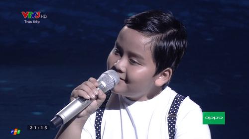 Giọng hát Việt nhí 2016 liveshow 5: Gia Quý, Thảo Nguyên, Khánh Ngọc dừng bước - Ảnh 4