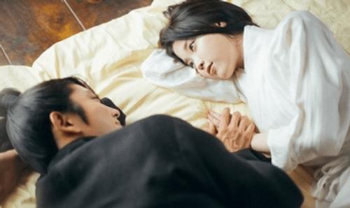 Người tình ánh trăng tập 16: Hé lộ cảnh siêu thân mật của Lee Jun Ki và IU - Ảnh 7