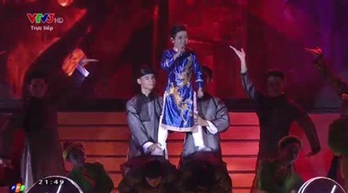 Chung kết Giọng hát Việt nhí 2016: Trịnh Nhật Minh giành ngôi quán quân - Ảnh 14