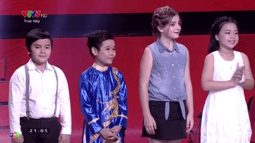 Chung kết Giọng hát Việt nhí 2016: Trịnh Nhật Minh giành ngôi quán quân - Ảnh 2