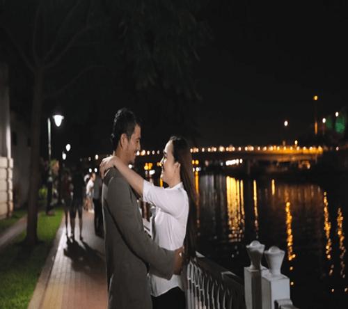"""Vì nghèo nên Giáng Tiên lại bị phụ tình trong MV """"Nửa đêm ngoài phố"""" - Ảnh 2"""