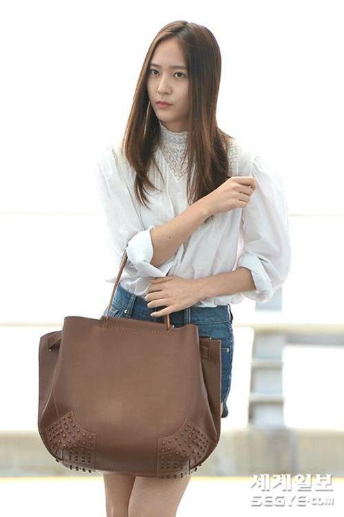 """""""Phiên bản tương lai"""" của 3 nữ thần nhan sắc Kpop Suzy, Krystal, Irene - Ảnh 10"""