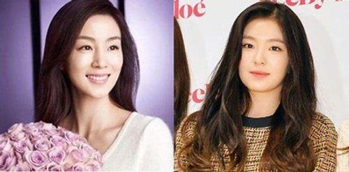 """""""Phiên bản tương lai"""" của 3 nữ thần nhan sắc Kpop Suzy, Krystal, Irene - Ảnh 13"""