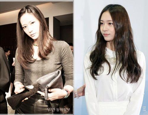 """""""Phiên bản tương lai"""" của 3 nữ thần nhan sắc Kpop Suzy, Krystal, Irene - Ảnh 7"""
