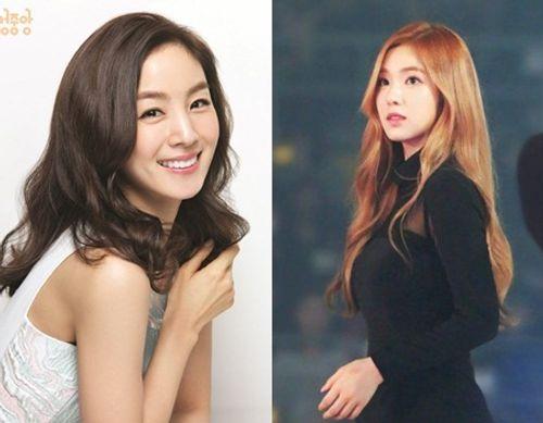 """""""Phiên bản tương lai"""" của 3 nữ thần nhan sắc Kpop Suzy, Krystal, Irene - Ảnh 12"""