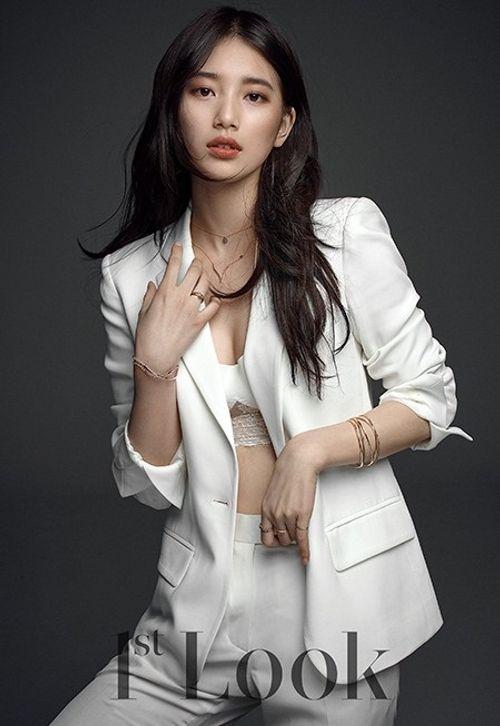 """""""Phiên bản tương lai"""" của 3 nữ thần nhan sắc Kpop Suzy, Krystal, Irene - Ảnh 5"""