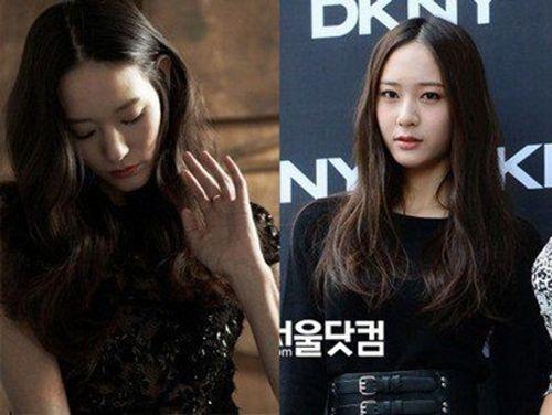 """""""Phiên bản tương lai"""" của 3 nữ thần nhan sắc Kpop Suzy, Krystal, Irene - Ảnh 8"""