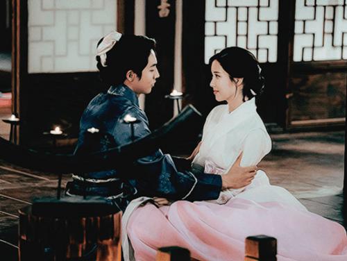 Người tình ánh trăng tập 19: IU kết hôn với em trai Lee Jun Ki, Seohyun tự vẫn - Ảnh 9