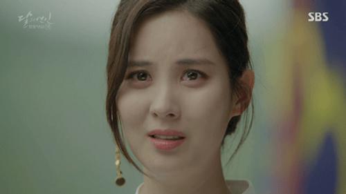 Người tình ánh trăng tập 19: IU kết hôn với em trai Lee Jun Ki, Seohyun tự vẫn - Ảnh 13