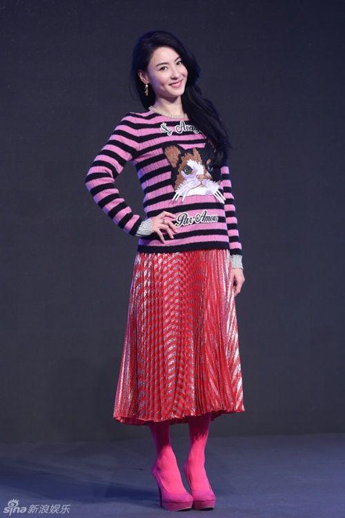Vợ Châu Kiệt Luân khí chất lạnh lùng trở lại sàn catwalk - Ảnh 6