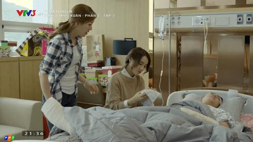 Tuổi thanh xuân phần 2 tập 3: Kang Tae Oh tỉnh lại, nhìn Nhã Phương xa lạ - Ảnh 18