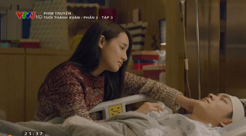 Tuổi thanh xuân phần 2 tập 3: Kang Tae Oh tỉnh lại, nhìn Nhã Phương xa lạ - Ảnh 19