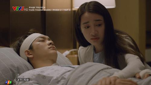Tuổi thanh xuân phần 2 tập 3: Kang Tae Oh tỉnh lại, nhìn Nhã Phương xa lạ - Ảnh 22