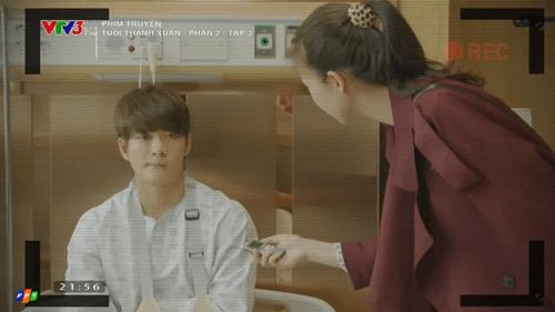 Tuổi thanh xuân phần 2 tập 3: Kang Tae Oh tỉnh lại, nhìn Nhã Phương xa lạ - Ảnh 25