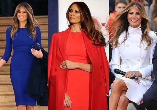 Vợ Donald Trump: Hành trình từ siêu mẫu đến Đệ nhất phu nhân Mỹ - Ảnh 10