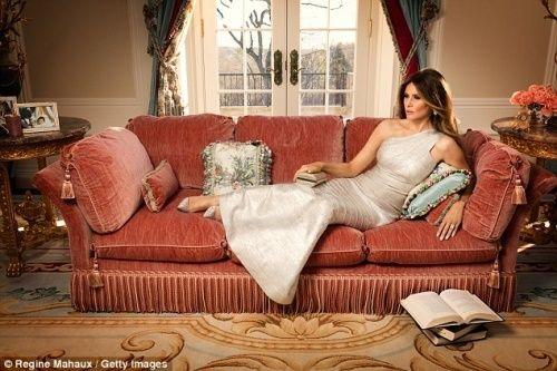 Vợ Donald Trump: Hành trình từ siêu mẫu đến Đệ nhất phu nhân Mỹ - Ảnh 3