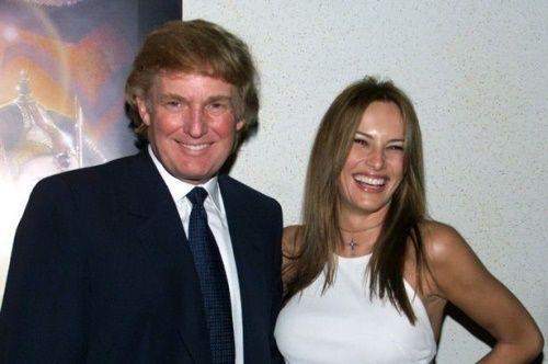 Vợ Donald Trump: Hành trình từ siêu mẫu đến Đệ nhất phu nhân Mỹ - Ảnh 5