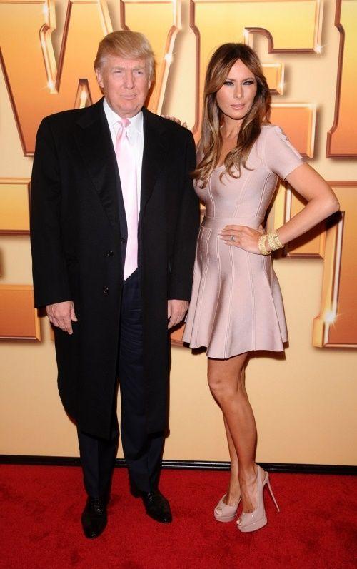Vợ Donald Trump: Hành trình từ siêu mẫu đến Đệ nhất phu nhân Mỹ - Ảnh 8