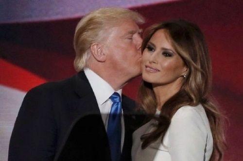 Vợ Donald Trump: Hành trình từ siêu mẫu đến Đệ nhất phu nhân Mỹ - Ảnh 9