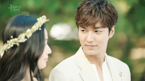 """Huyền thoại biển xanh tập 1: Lee Min Ho """"cạn lời"""" vì độ """"điên"""" của Jun Ji Hyun - Ảnh 14"""