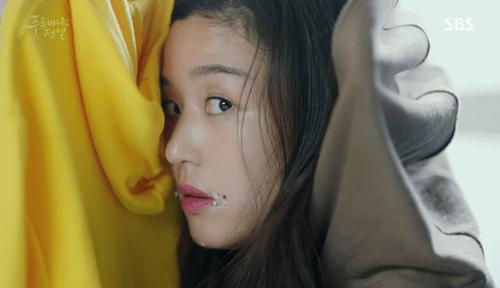 """Huyền thoại biển xanh tập 1: Lee Min Ho """"cạn lời"""" vì độ """"điên"""" của Jun Ji Hyun - Ảnh 11"""