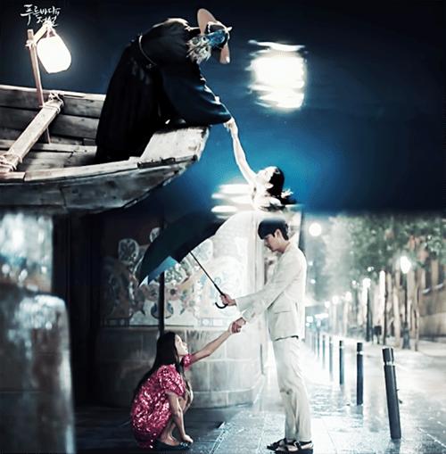 """Huyền thoại biển xanh tập 1: Lee Min Ho """"cạn lời"""" vì độ """"điên"""" của Jun Ji Hyun - Ảnh 21"""