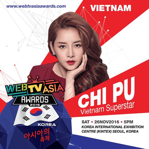 Dàn sao Việt chuẩn bị đến Hàn Quốc tham gia WebTV Asia adwwards 2016 - Ảnh 1