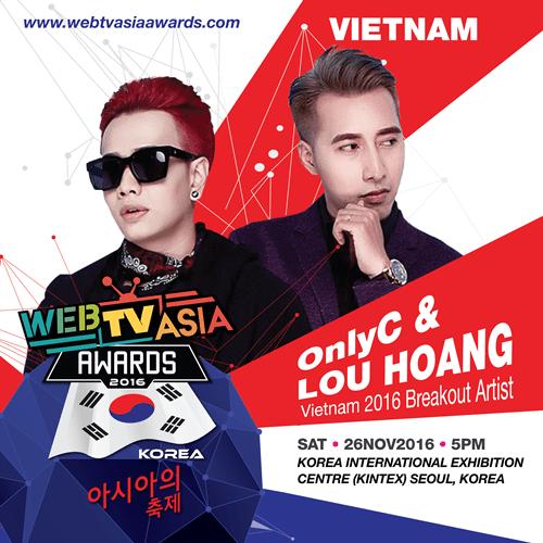 Dàn sao Việt chuẩn bị đến Hàn Quốc tham gia WebTV Asia adwwards 2016 - Ảnh 2