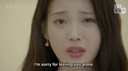 Người tình ánh trăng tập cuối: IU sinh con cho Lee Jun Ki, trở lại thời hiện đại - Ảnh 19