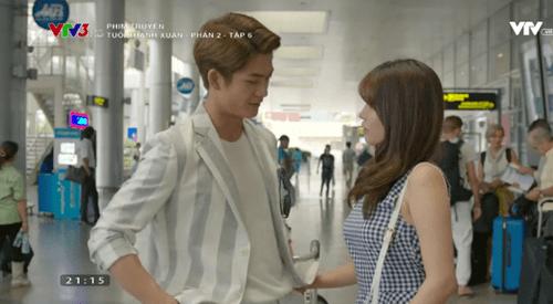 Tuổi thanh xuân phần 2 tập 6: Nhã Phương và Kang Tae Oh gặp lại nhau - Ảnh 1
