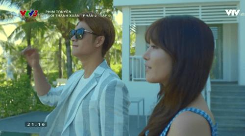 Tuổi thanh xuân phần 2 tập 6: Nhã Phương và Kang Tae Oh gặp lại nhau - Ảnh 2