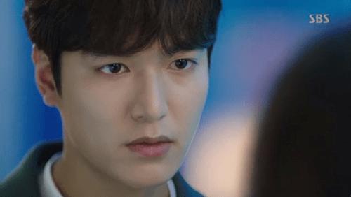 Huyền thoại biển xanh tập 3: Lee Min Ho mất ký ức sau nụ hôn với Jun Ji Hyun - Ảnh 9