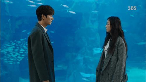 Huyền thoại biển xanh tập 3: Lee Min Ho mất ký ức sau nụ hôn với Jun Ji Hyun - Ảnh 10