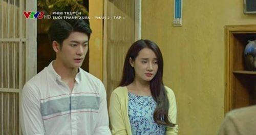 Tuổi thanh xuân phần 2 tập 1: Kang Tae Oh - Nhã Phương cùng du