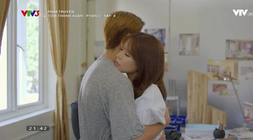 Tuổi thanh xuân phần 2 tập 8: Nhã Phương câm nín nghe Kang Tae Oh kết tội - Ảnh 9