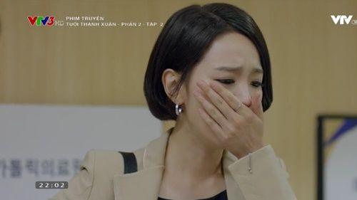Tuổi thanh xuân phần 2 tập 2: Kang Tae Oh gặp tai nạn khi chuẩn bị nhẫn cầu hôn - Ảnh 4