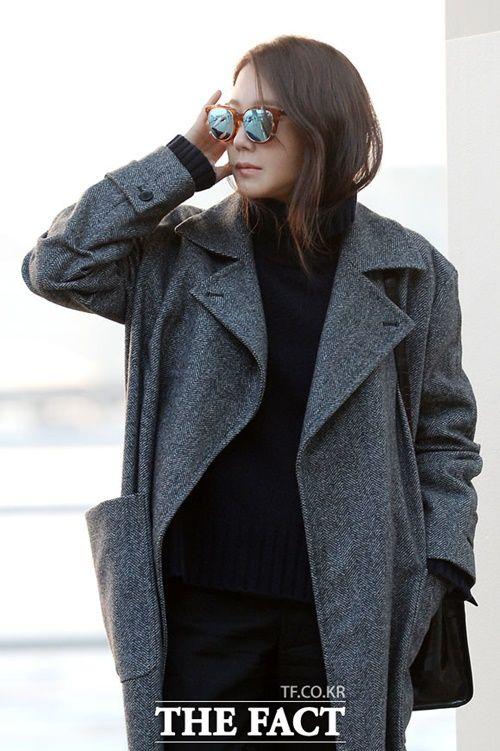 Taeyeon, Kim Yoo Jung đẹp tựa thiên thần tại sân bay đi dự MAMA 2016 - Ảnh 7