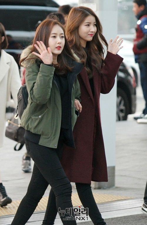 Taeyeon, Kim Yoo Jung đẹp tựa thiên thần tại sân bay đi dự MAMA 2016 - Ảnh 18