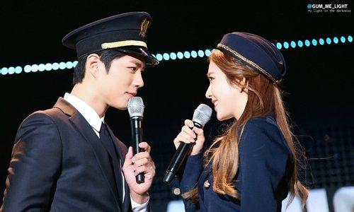 Irene (Red Velvet) lần đầu lên tiếng về tin đồn hẹn hò với Park Bo Gum - Ảnh 1