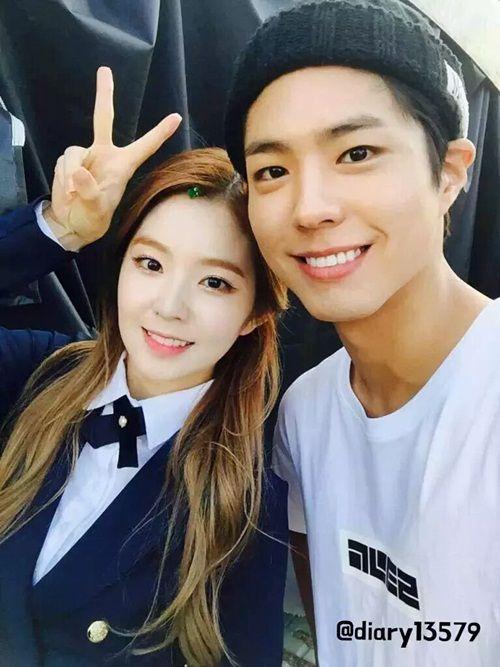 Irene (Red Velvet) lần đầu lên tiếng về tin đồn hẹn hò với Park Bo Gum - Ảnh 2