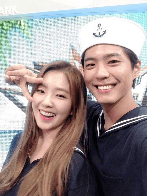Irene (Red Velvet) lần đầu lên tiếng về tin đồn hẹn hò với Park Bo Gum - Ảnh 3