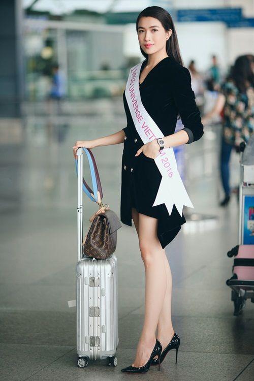 Tin tức giải trí nổi bật tuần qua: Lệ Hằng dự thi Hoa hậu Hoàn vũ thế giới 2016 - Ảnh 1