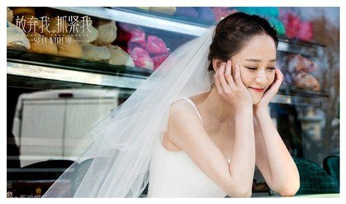 Trần Kiều Ân lộng lẫy với váy cưới, quấn quýt bên Vương Khải - Ảnh 1