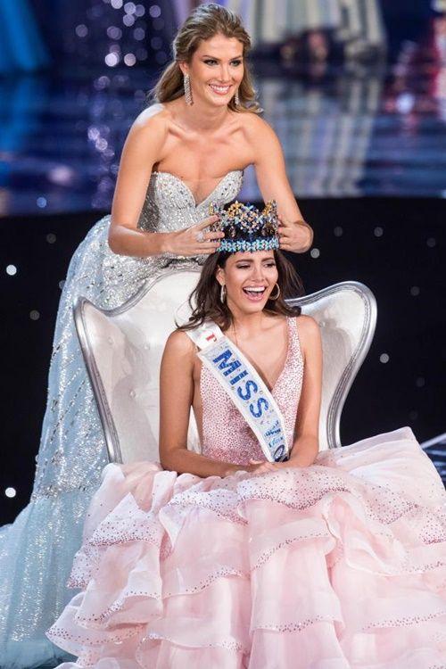 Nhan sắc rạng rỡ của người đẹp 19 tuổi đăng quang Hoa hậu Thế giới 2016 - Ảnh 6