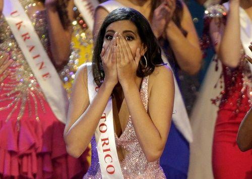 Nhan sắc rạng rỡ của người đẹp 19 tuổi đăng quang Hoa hậu Thế giới 2016 - Ảnh 4