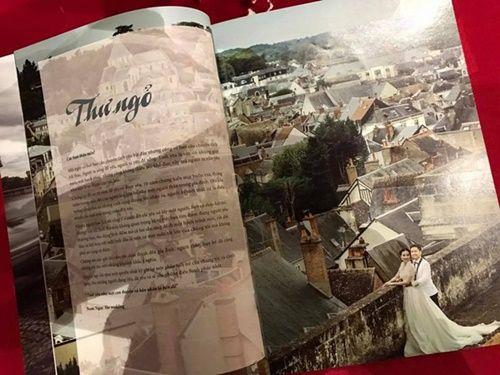 Trầm trồ vì những chi tiết cổ tích trong đám cưới MC thời tiết Mai Ngọc - Ảnh 9