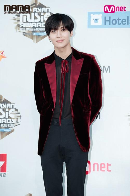 Dàn mỹ nam mỹ nữ xứ Hàn tỏa sáng trên thảm đỏ MAMA 2016 - Ảnh 25