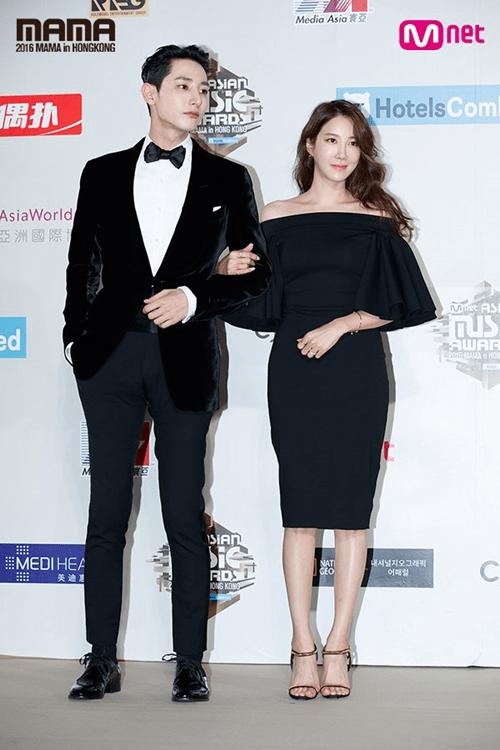 Dàn mỹ nam mỹ nữ xứ Hàn tỏa sáng trên thảm đỏ MAMA 2016 - Ảnh 21
