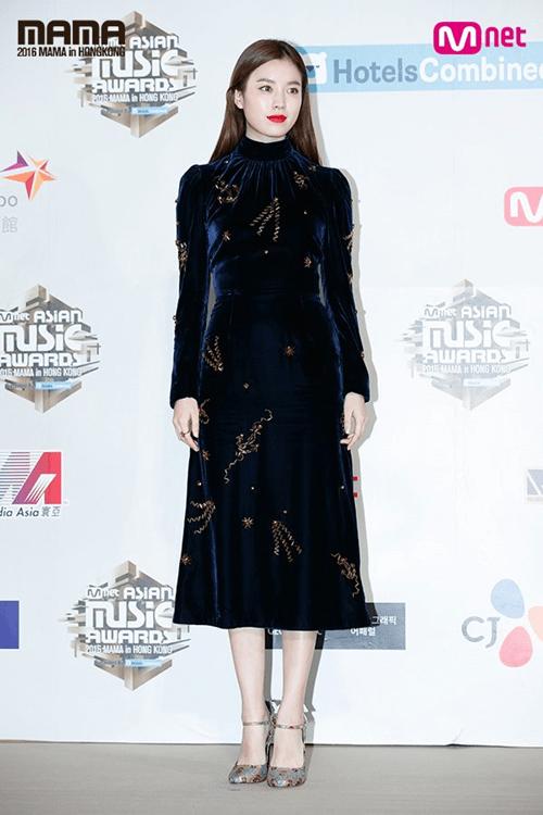 Dàn mỹ nam mỹ nữ xứ Hàn tỏa sáng trên thảm đỏ MAMA 2016 - Ảnh 5