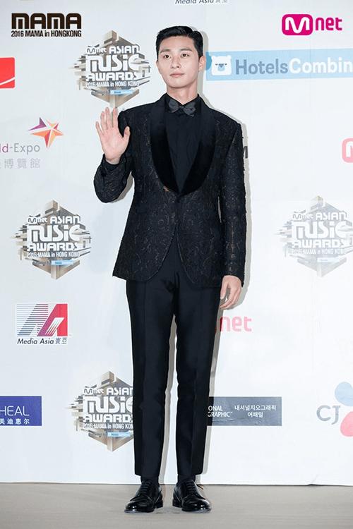 Dàn mỹ nam mỹ nữ xứ Hàn tỏa sáng trên thảm đỏ MAMA 2016 - Ảnh 19